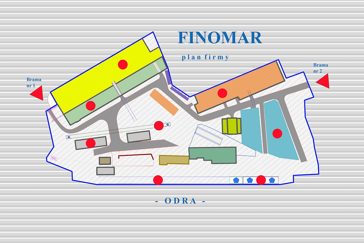 Mapa Finomaru